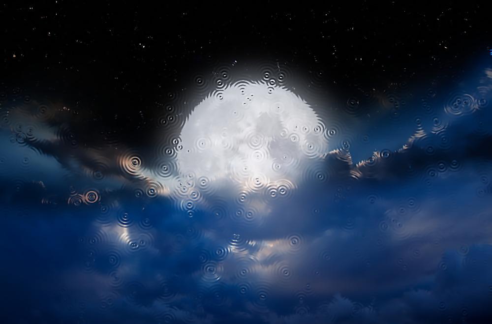 Небо во сне