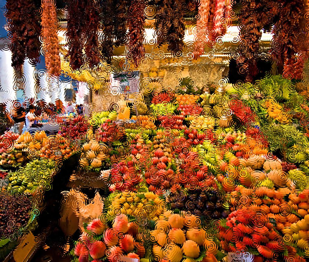Рынок во сне