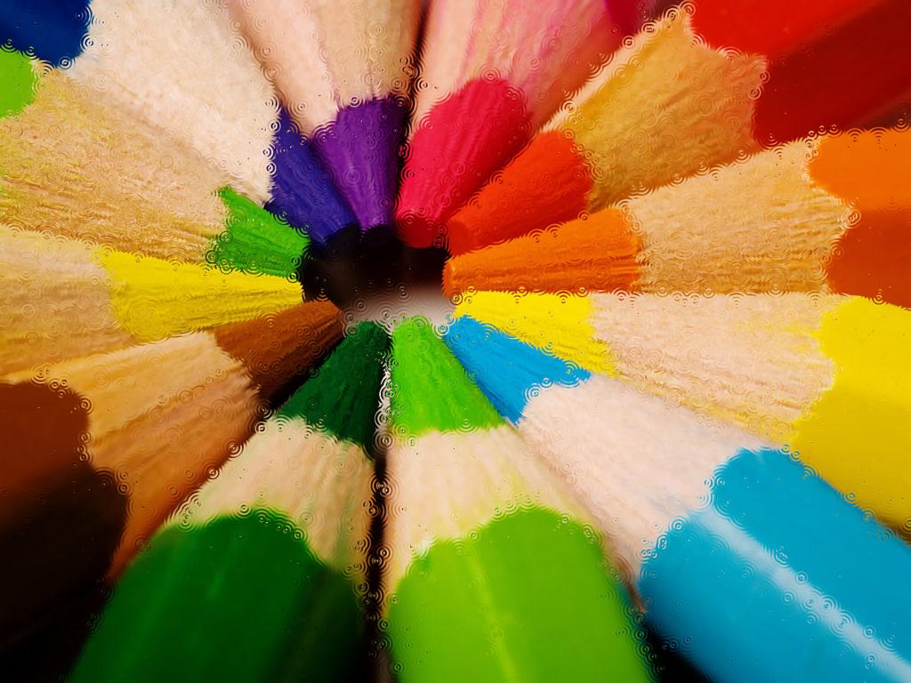 Разноцветные во сне