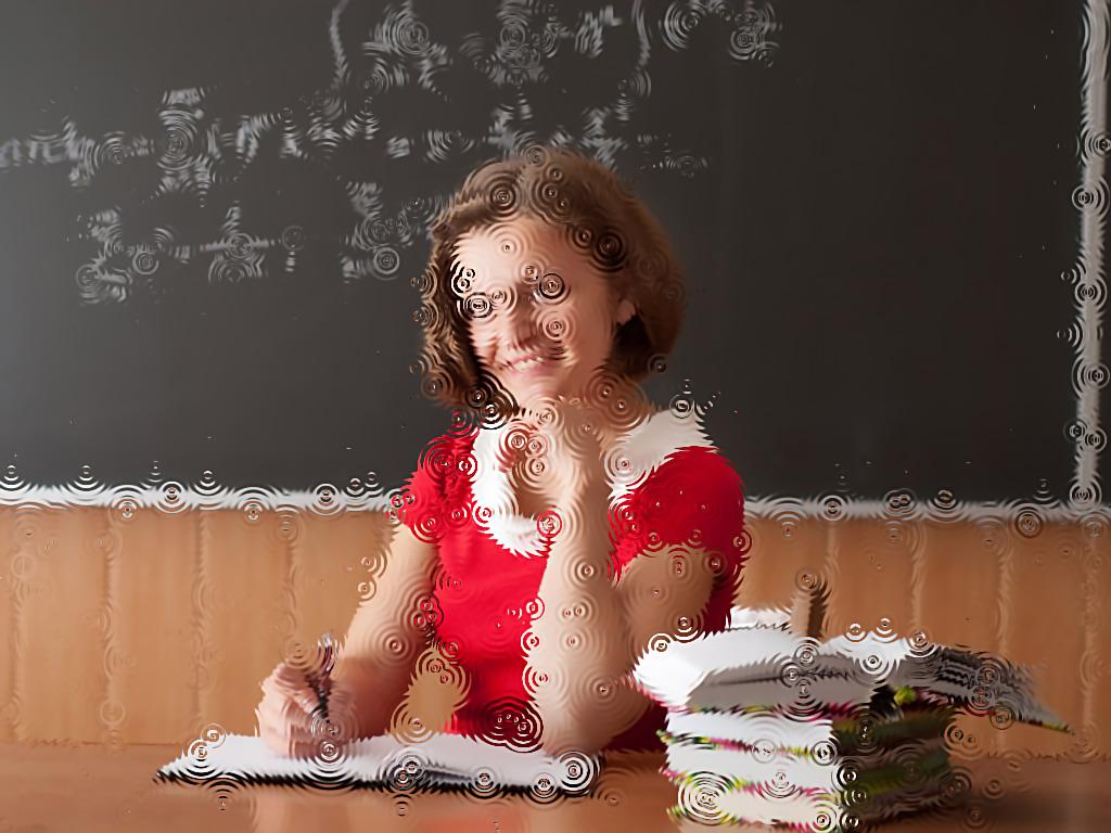 Учитель во сне